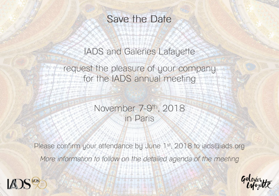CEO18 CEO, Paris, 8-9 November save the date